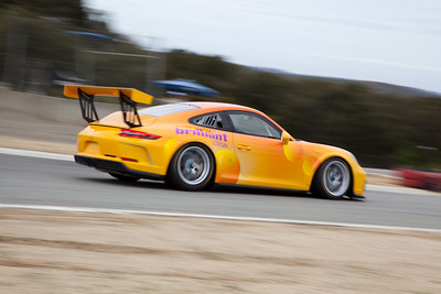 Mike Thurlow - 2018 Porsche 911