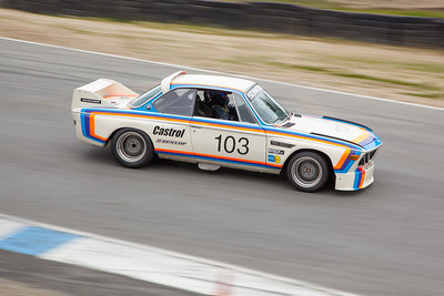 Thor Johnson - 1974 BMW CSL 3.5