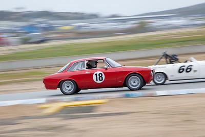 Stephen Chamberlin - 1965 Alfa Romeo Giulia Sprint