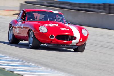 Lee Eberle - 1964 Jaguar XKE