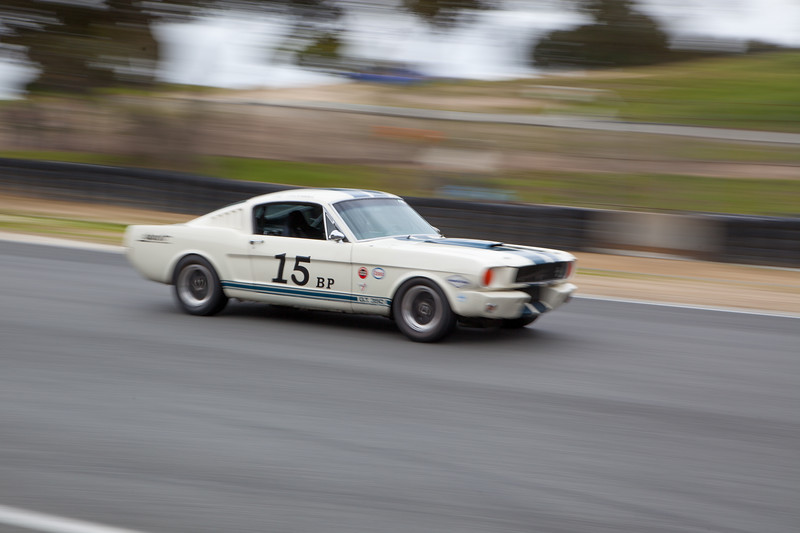 Bob Stockwell - 1965 Ford Mustang Shelby GT 350