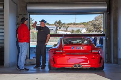 Garaged Lizard -  2010  Porsche GT3
