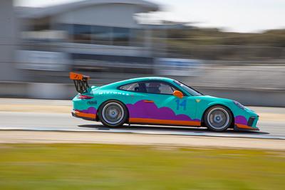 Tom Minnich - 2018 Porsche GT3 Cup Car