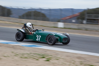 Rob Manson - 1962 Lotus Super 7