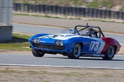 Tracy Gordon - 1968 Chevrolet Corvette
