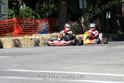 2007 Hub City Grand Prix -- Kart - Sunday Aug-26
