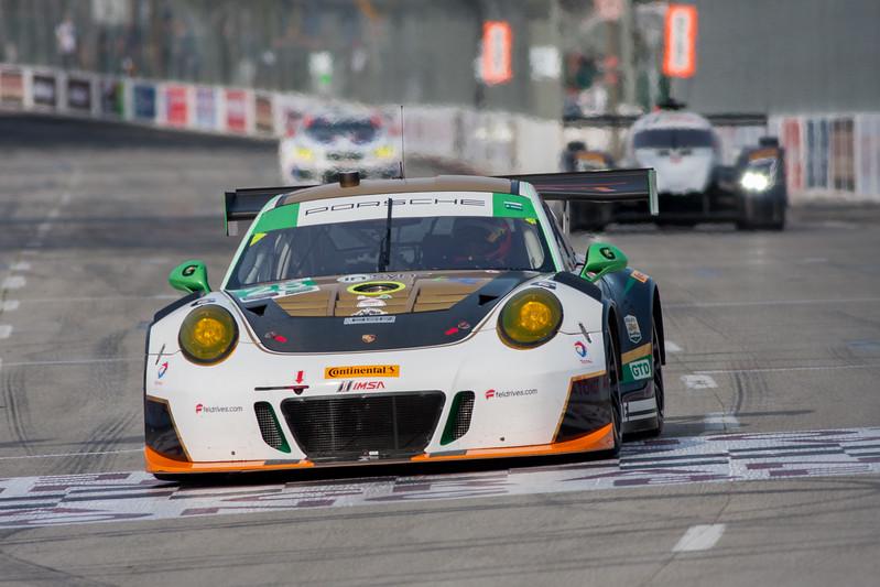 Porsche Motorsport - Porsche 911 GT3 R