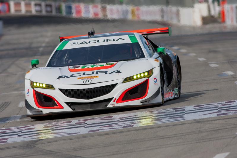 Michael Shank Racing w/Curb-Agajanian - Acura NSX GT3