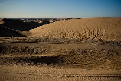 Imperial Sand Dunes January 2008