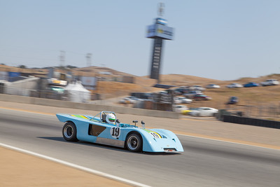 Chris Porritt - 1971 Chevron B19