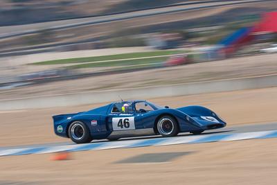 Richard Dean - 1970 Chevron  B16