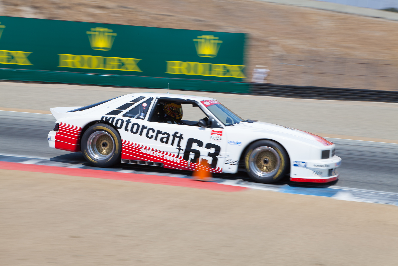 Keith Frieser - 1984 Mercury Capri
