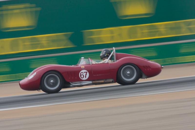 Ned Spieker - 1957 Maserati 200SI