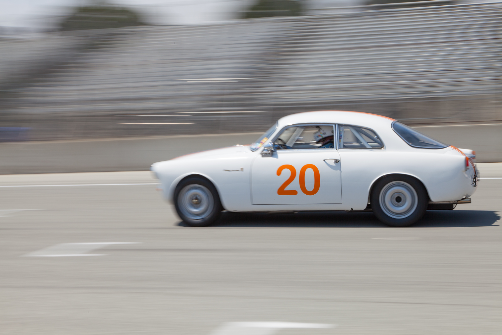 George Jewett - 1957 Alfa Romeo Sprint Veloce Alleggerita