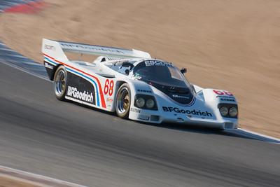 Wade Carter - 1984 Porsche 962