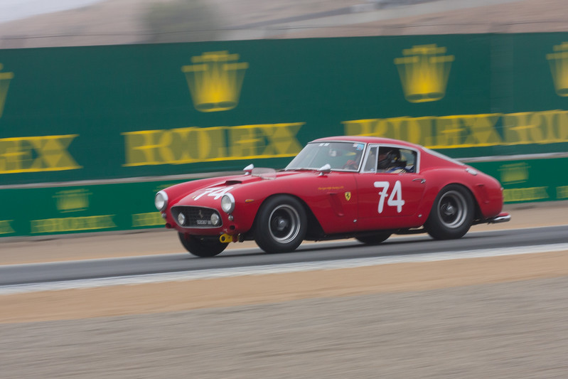 Ned Spieker - 1961 Ferrari 250 GT SWB