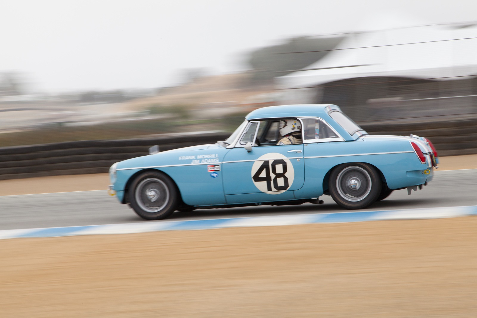 Kevin Adair - 1962 MG B