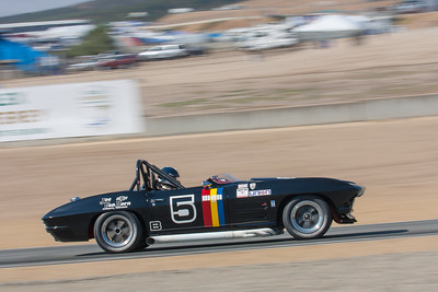 Jeffrey Abramson - 1964 Chevrolet Corvette Roadster