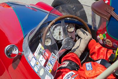 Hugh Ruthven II - 1959 Bandini Formula Junior