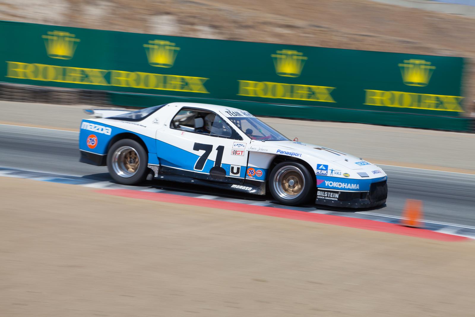 Ralph Thomas - 1985 Mazda RX-7