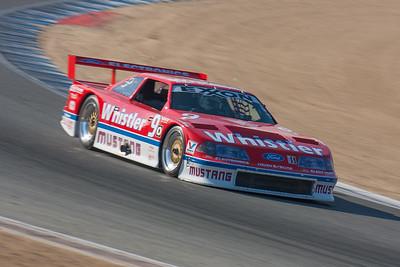 Steve Schuler - 1991 Ford Roush Mustang