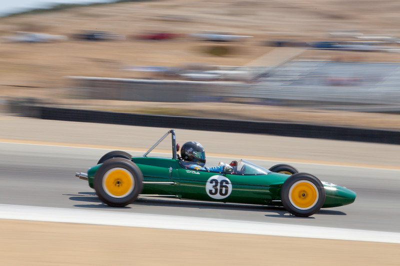 Danny Baker - 1963 Lotus 27