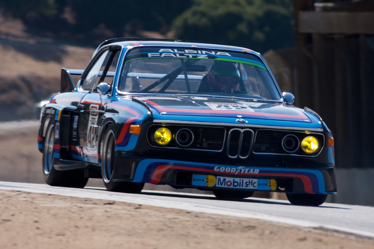 Mark Colbert - BMW CSL