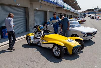 Doug Warneke - Lotus Super Seven Series II