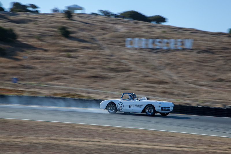 David Roberts - Chevrolet Corvette Roadster