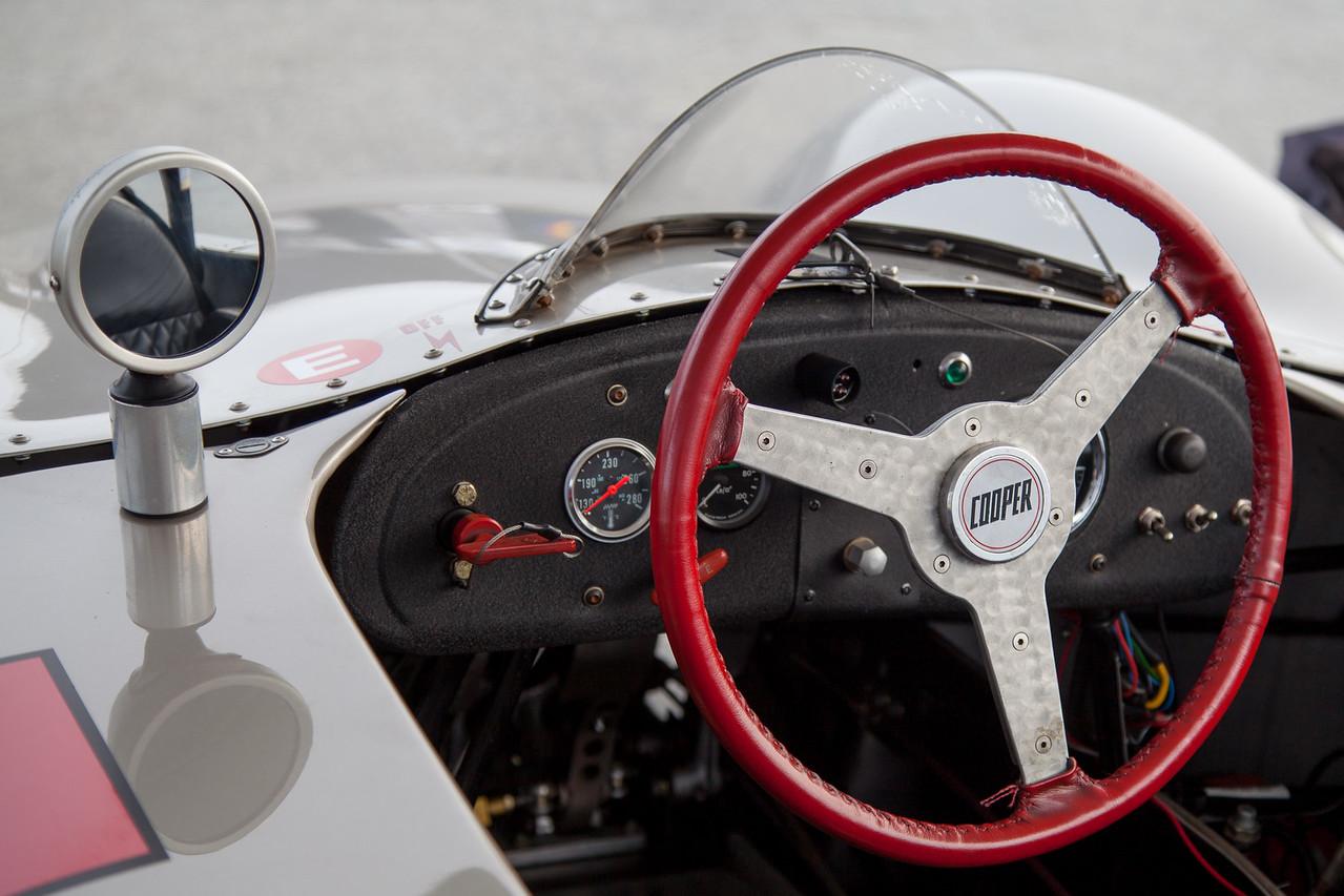 Porsche Cooper Pooper