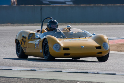 Gregory Campbell - Elva Porsche Mk 7S