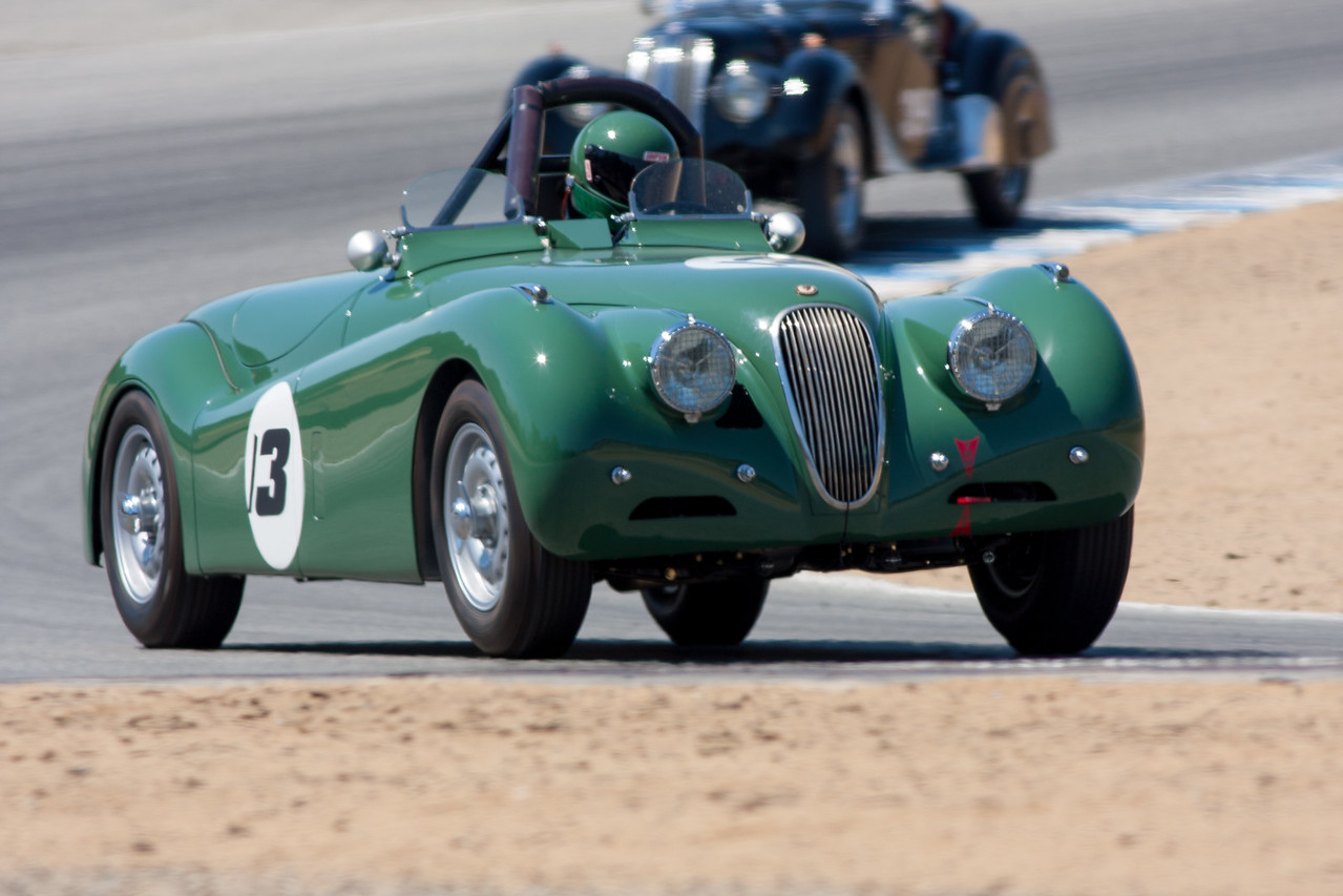William Rooklidge - Jaguar XK120