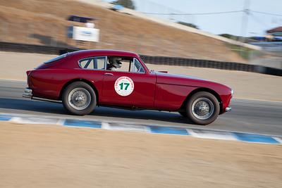 Steven Lawrence - Aston Martin DB2/4