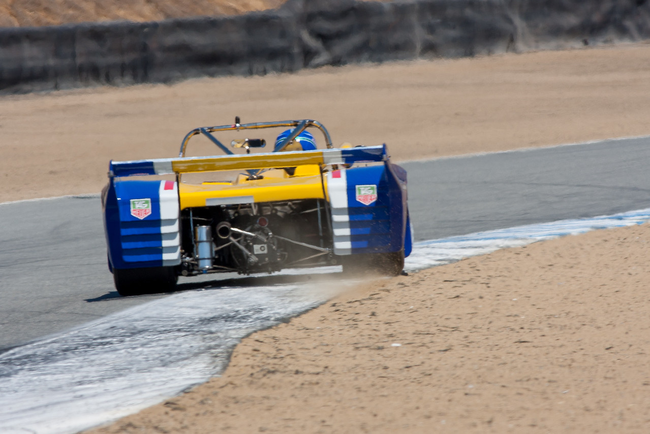 Mike Thurlow - Lola T294