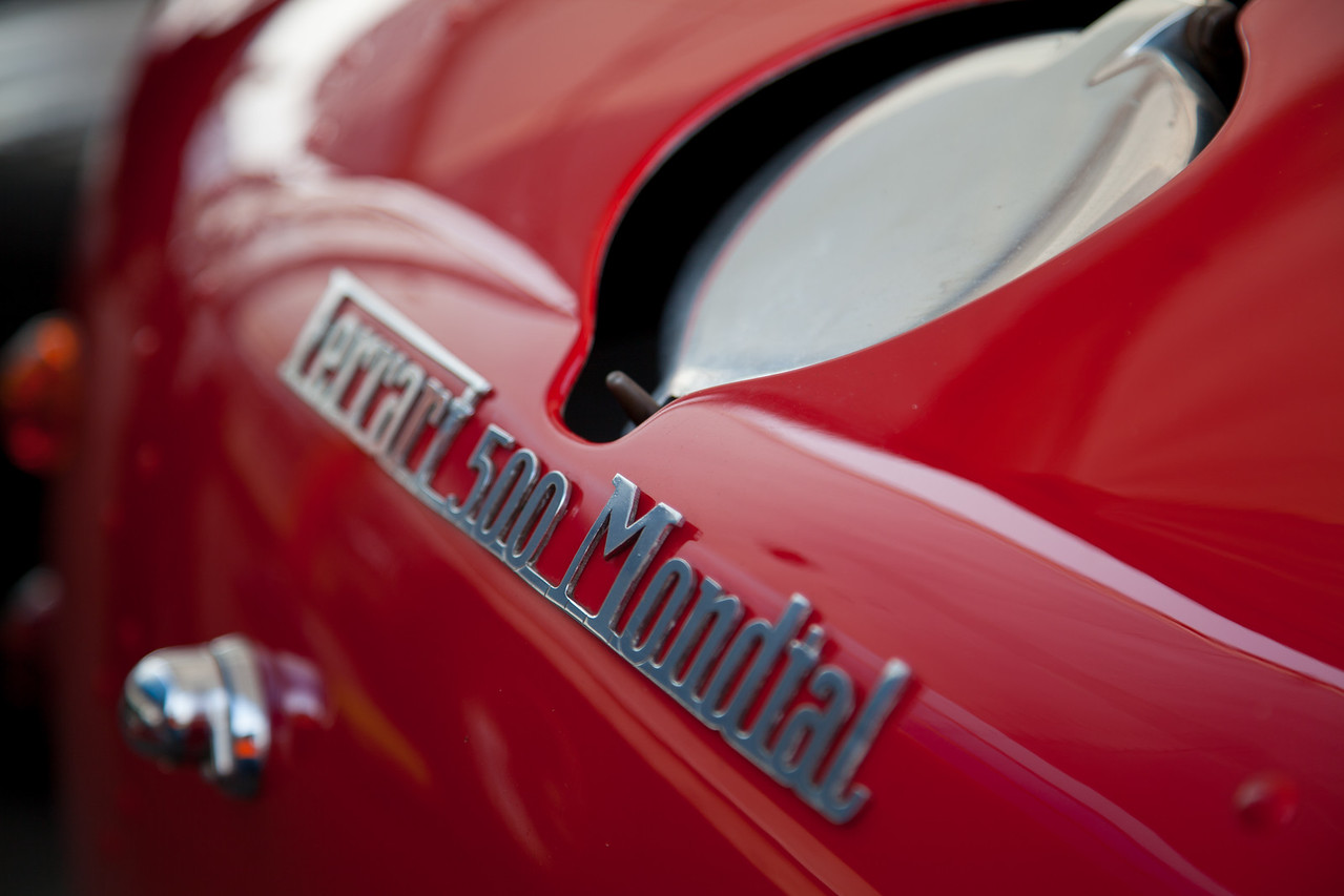Jeffrey Abramson - Ferrari Mondial
