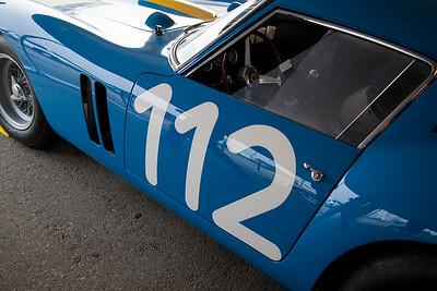 Chris Cox - Ferrari 250 GTO