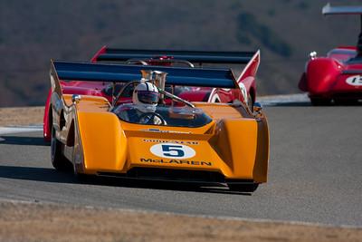 Chris MacAllister - McLaren M8
