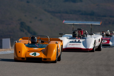 Richard Griot - McLaren M6A