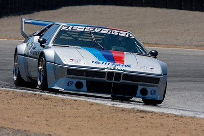 Chris Bowden - BMW M1 Procar