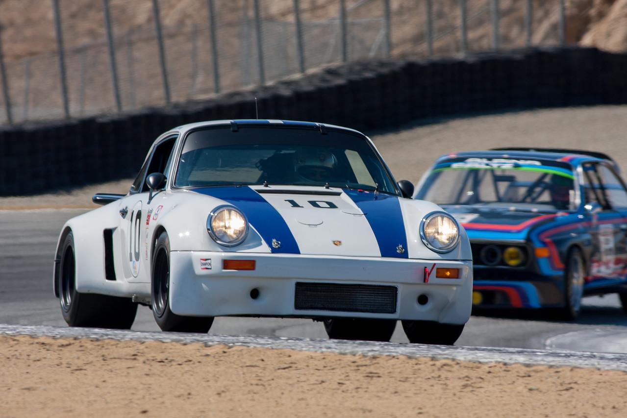 Jeff Zwart - Porsche 911 Carerra RSR