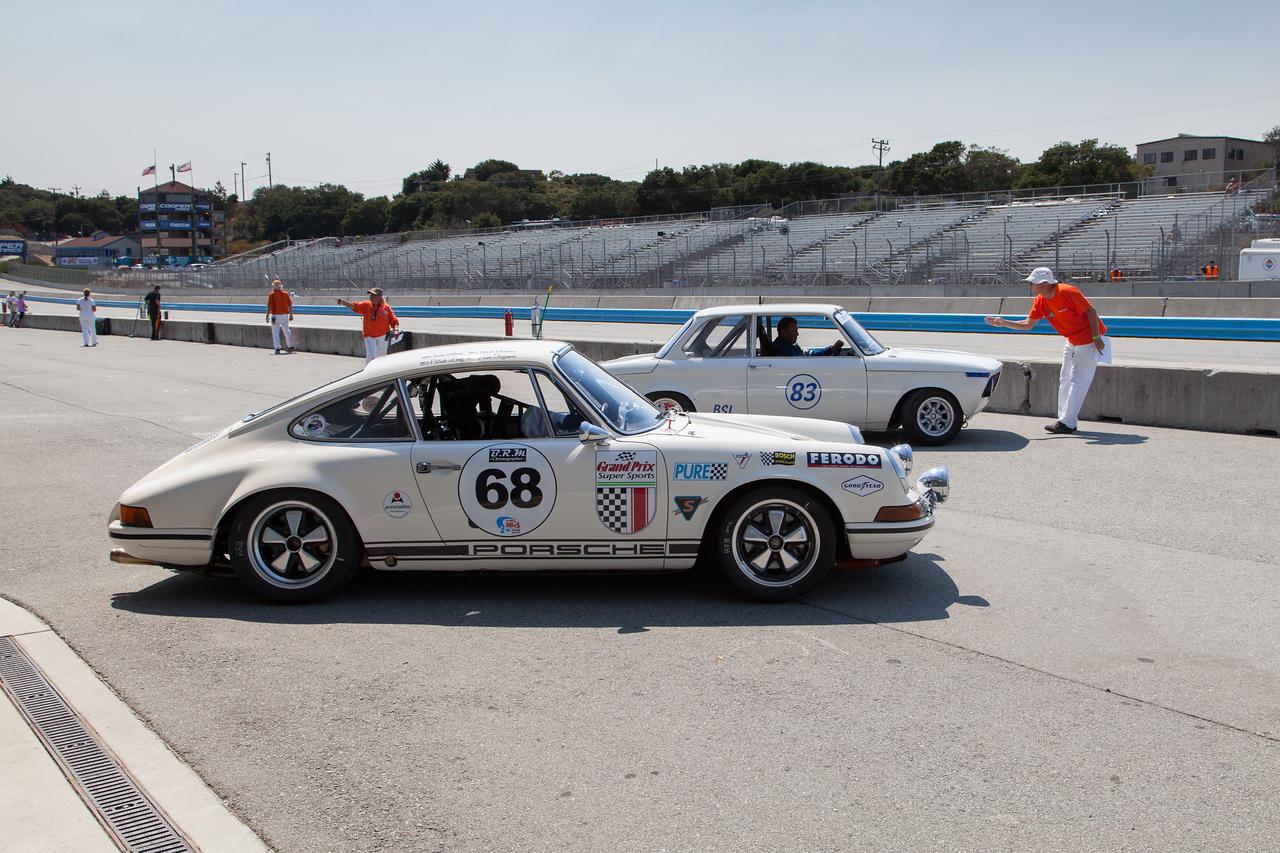 David Donohue - Porsche 911 T/R