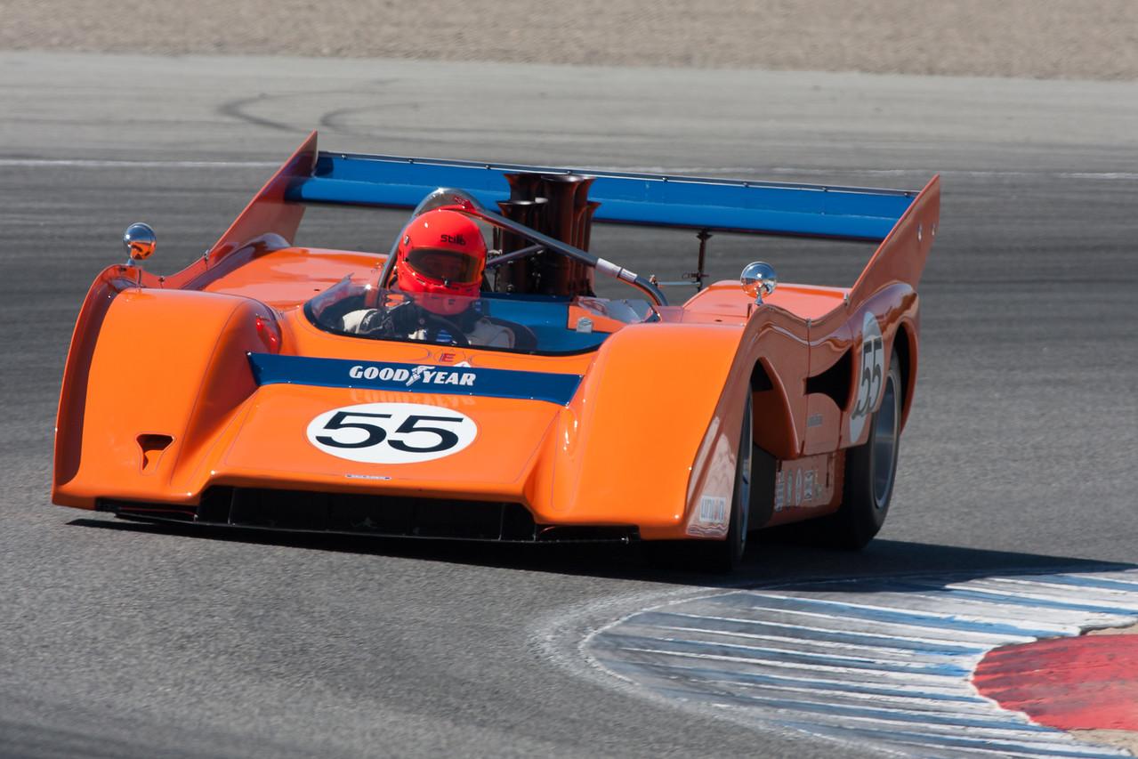 Eric Haga - McLaren Mk 1A