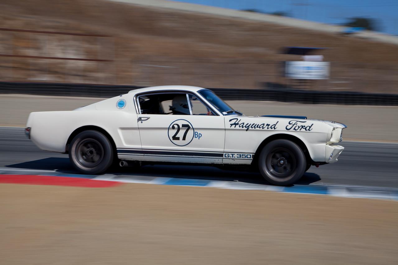 John F Boxhorn - Shelby GT350