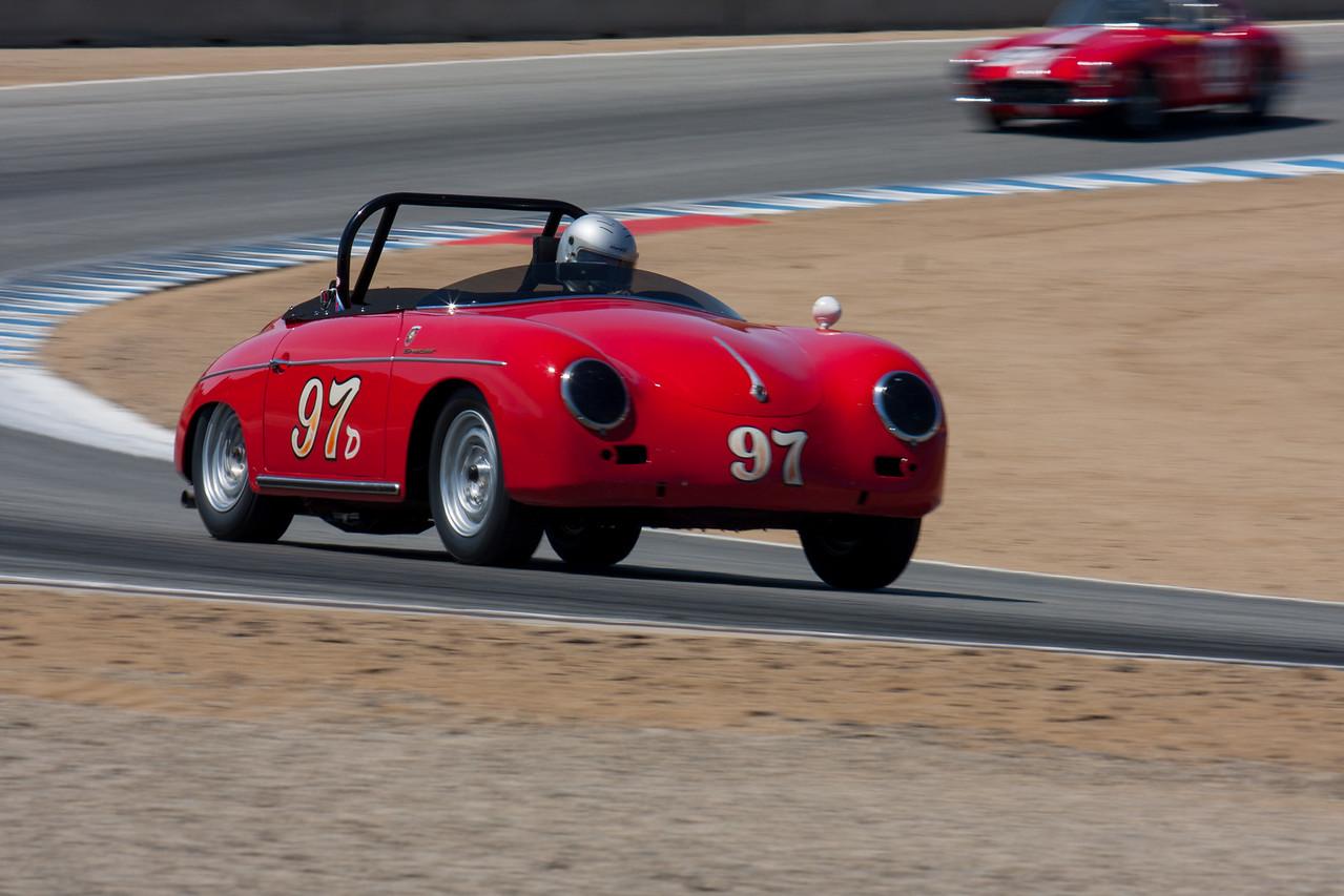 Max Jamiesson - Porsche 356 Speedster