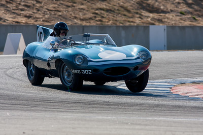 Chris MacAllister - Jaguar D-Type