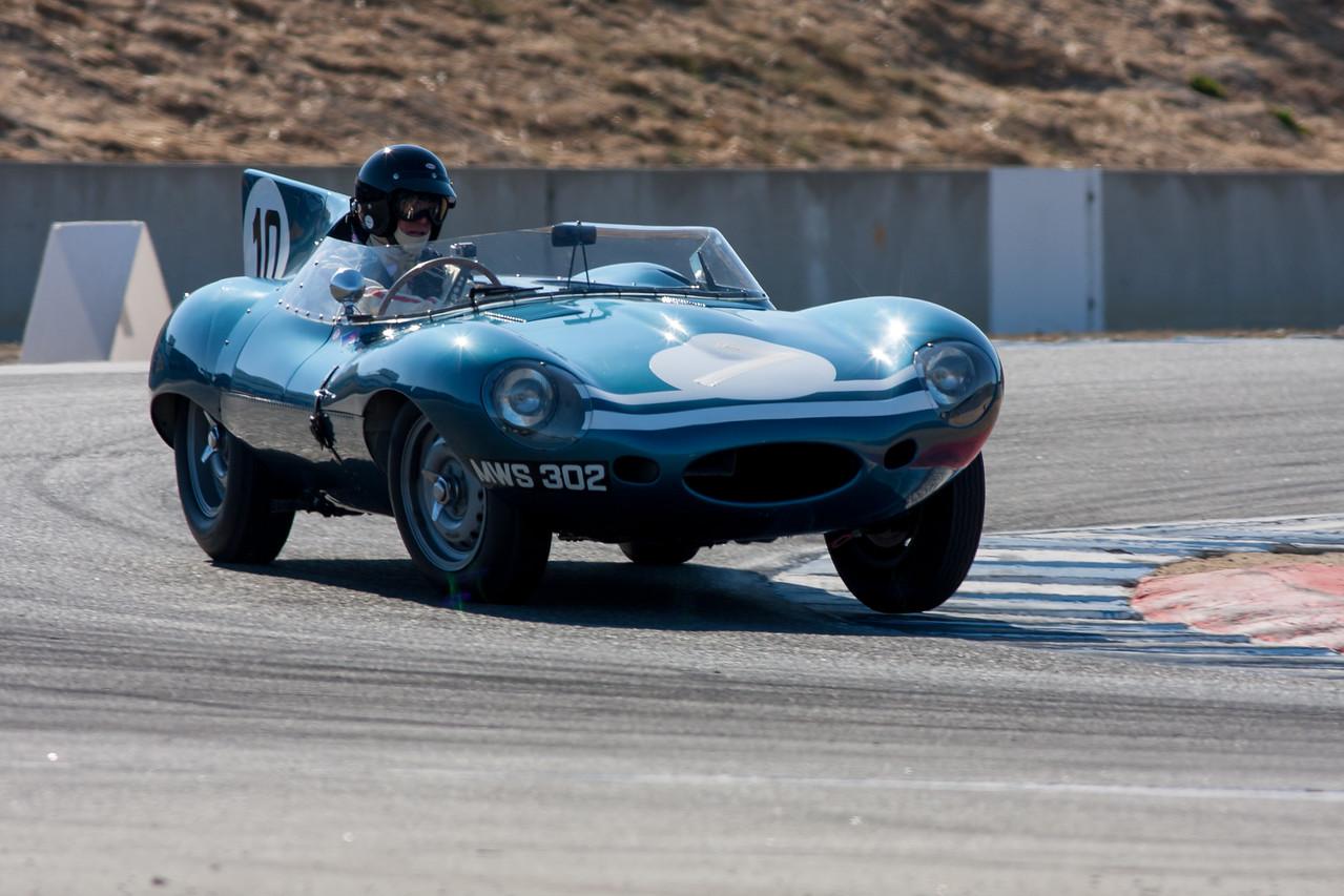 Chris MacAllister - Jaguar D-Type