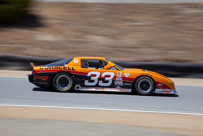 Bill Ockerlund - Chevrolet Duracell Camaro