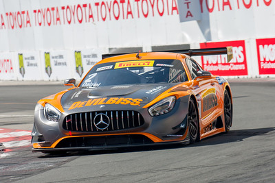 CRP Racing - Mercedes AM GT3
