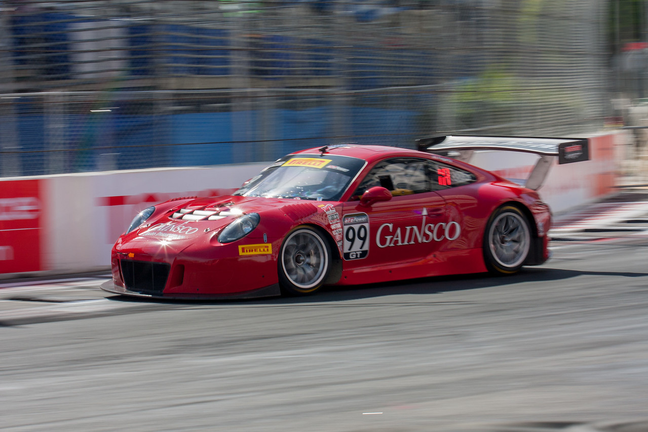 Gainsco/Stallings Racing - Porsche 911 GT3 R