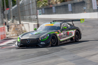 Black Swan Racing - Mercedes AMG GT3